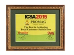 Indonesian Customer Satisfaction Award 2015 for Promag
