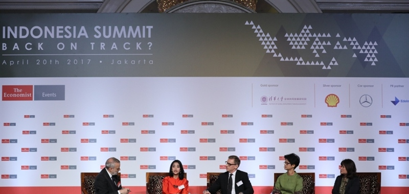 The Economist Event's Indonesia Summit 2017