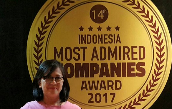 PT Kalbe Farma Tbk Received Indonesia Most Admired Companies Award 2017
