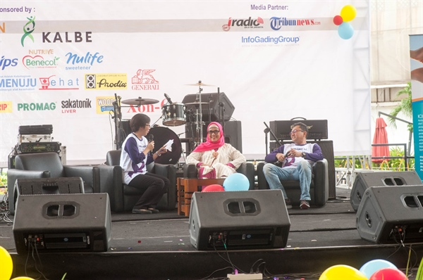 Kalbe Commemorates World Cancer Day