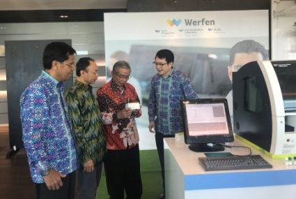Kalbe Group Holds Laboratory Diagnostic Discussion