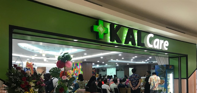 Grand Opening KALCare Depok Outlet