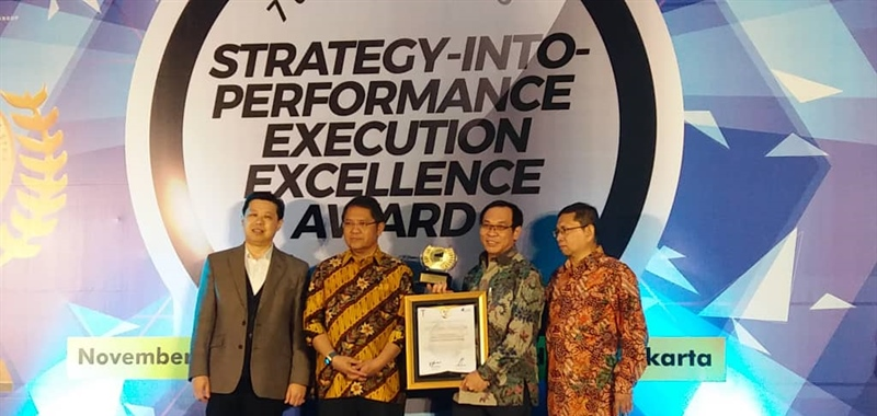 Kalbe Received Two Prestigious Awards From SPEx2 2018