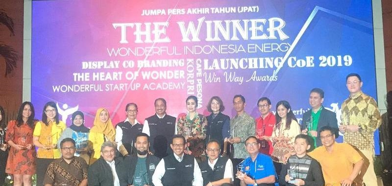 Kalbe Received Two Awards From Ministry of Tourism