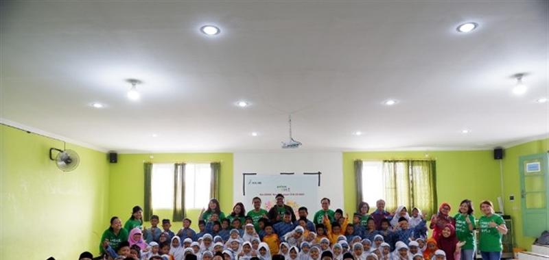 Employee Volunteering at SD Muhammadiyah Jogokaryan