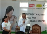 Kalbe Group Supports Prevention of Stunting Through the First 1000 days of Life