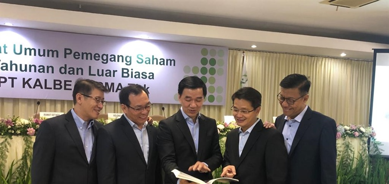 Kalbe to Distribute Dividend of Rp 1.22 Trillion