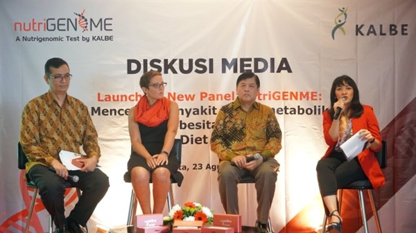 Kalbe Launches New Panel in Genetic Examination