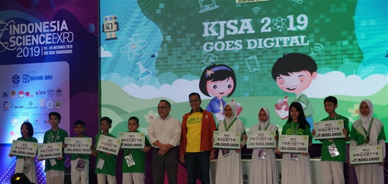 Kalbe Umumkan Pemenang Karya Sains Kalbe Junior Scientist Award 2019