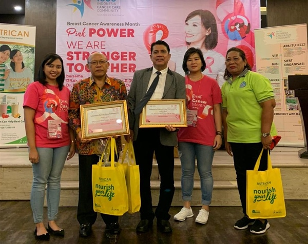 Kalbe Commemerates Breast Cancer Awareness Month