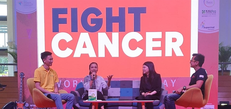 Kalbe Commemorate World Cancer Day at Tangerang
