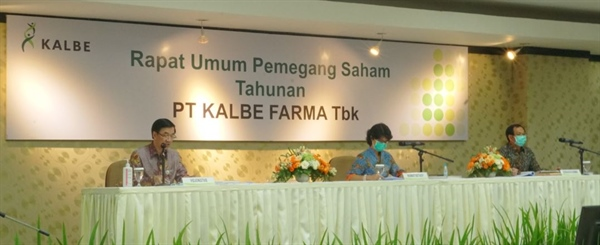 Kalbe to Distribute Dividend of Rp 937.5 Billion