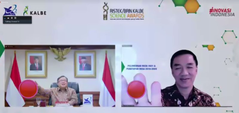 Kalbe Strengthen the Commercialization of Research in Indonesia